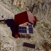 Live the mountain - Rifugio Franchetti 2433 mt di Federico Masci